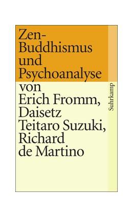 Abbildung von Fromm / Martino / Suzuki | Zen-Buddhismus und Psychoanalyse | 1972