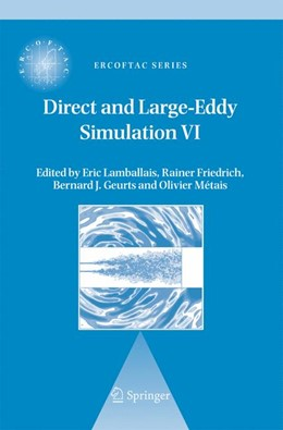 Abbildung von Lamballais / Friedrich / Geurts / Métais   Direct and Large-Eddy Simulation VI   2006   Proceedings of the Sixth Inter...   10