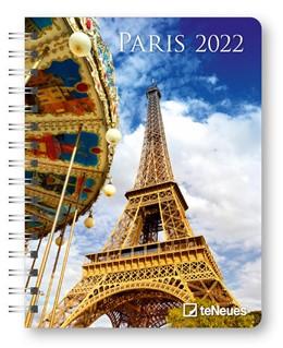 Abbildung von Paris 2022 Buchkalender Deluxe | 2. Auflage | 2021 | beck-shop.de