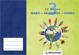 Abbildung von Kresse / Hahn | ABC der Tiere 3 · lesen - verstehen - malen | 1. Auflage | 2021 | beck-shop.de