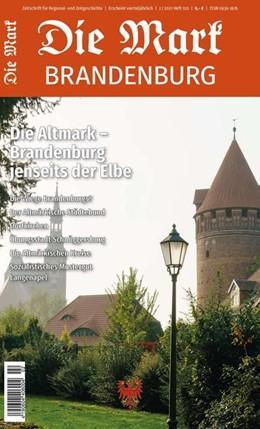 Abbildung von Partenheimer   Die Altmark   1. Auflage   2021   beck-shop.de