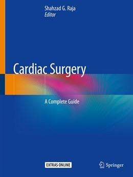 Abbildung von Raja   Cardiac Surgery   1. Auflage   2021   beck-shop.de