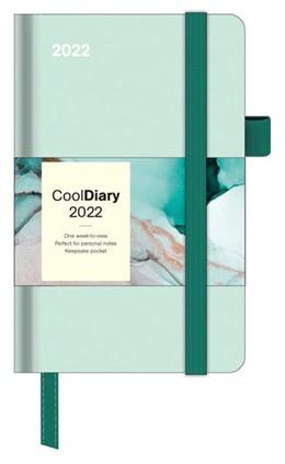 Abbildung von Pastel Mint 2022 - Diary - Buchkalender - Taschenkalender - 9x14   1. Auflage   2021   beck-shop.de