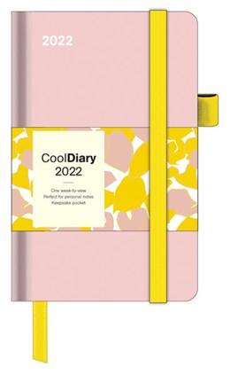 Abbildung von Pastel Pink 2022 - Diary - Buchkalender - Taschenkalender - 9x14 | 1. Auflage | 2021 | beck-shop.de