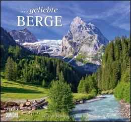 Abbildung von Geliebte Berge 2022 - DuMont Wandkalender | 1. Auflage | 2021 | beck-shop.de