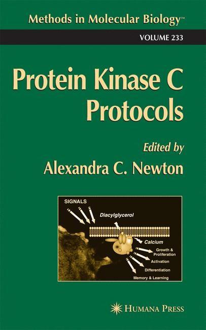 Abbildung von Newton | Protein Kinase C Protocols | 2003