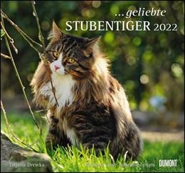 Abbildung von ... geliebte Stubentiger 2022 - DuMont Wandkalender - mit den wichtigsten Feiertagen | 1. Auflage | 2021 | beck-shop.de