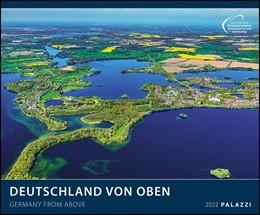 Abbildung von Deutschland von oben 2022 - Bild-Kalender - Wand-Planer - 60x50 | 1. Auflage | 2021 | beck-shop.de