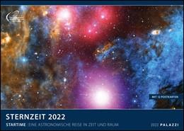 Abbildung von Sternzeit 2022 - Bild-Kalender - Wand-Planer - 70x50 | 1. Auflage | 2021 | beck-shop.de