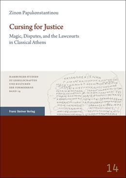 Abbildung von Papakonstantinou   Cursing for Justice   1. Auflage   2021   beck-shop.de