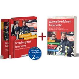 Abbildung von Guth / Mery | Sparpaket - Einstellungstest + Auswahlverfahren Feuerwehr | 1. Auflage | 2021 | beck-shop.de
