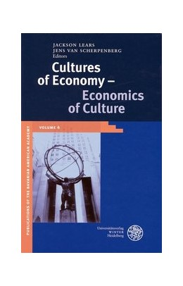 Abbildung von Lears / Scherpenberg | Cultures of Economy - Economics of Cultures | 2004 | 4