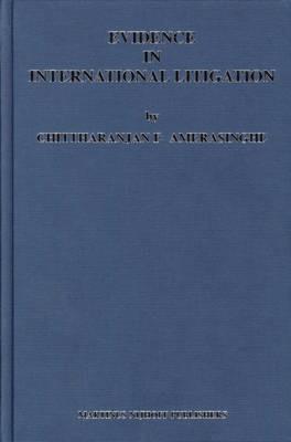 Abbildung von Amerasinghe | Evidence in International Litigation | 2005
