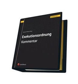 Abbildung von Deixler-Hübner / Höllwerth | Exekutionsordnung - Kommentar | 32. Auflage | 2021 | beck-shop.de
