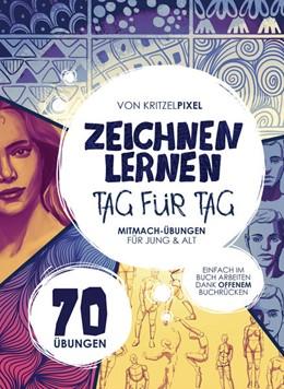Abbildung von KritzelPixel | Zeichnen lernen Tag für Tag | 1. Auflage | 2021 | beck-shop.de
