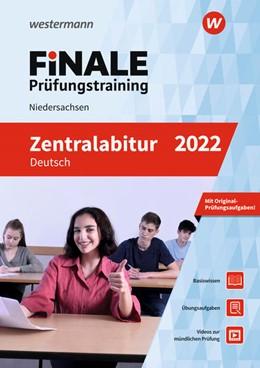 Abbildung von Krogoll / Rothämel | FiNALE Prüfungstraining Zentralabitur Niedersachsen. Deutsch 2022 | 1. Auflage | 2021 | beck-shop.de