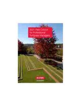 Abbildung von 2021 Pest Control for Professional Turfgrass Managers   1. Auflage   2021   beck-shop.de