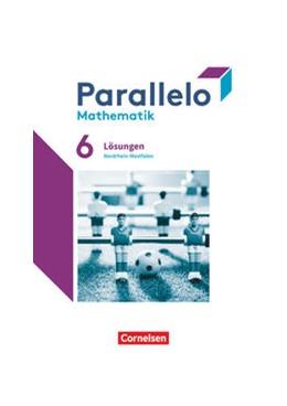 Abbildung von Parallelo 6. Schuljahr. Nordrhein-Westfalen - Lösungen zum Schülerbuch | 1. Auflage | 2021 | beck-shop.de