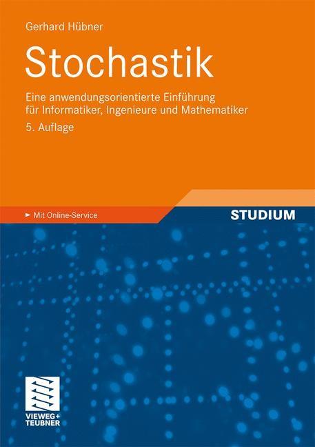 Abbildung von Hübner   Stochastik   5., verb. Aufl.   2009