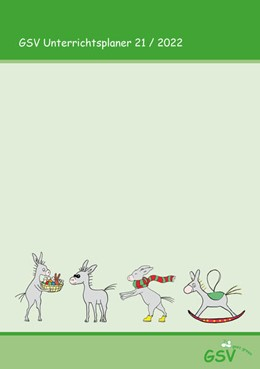 Abbildung von GSV Schulplaner Lehrerkalender 2021/22 Hardcover DIN A4   1. Auflage   2021   beck-shop.de