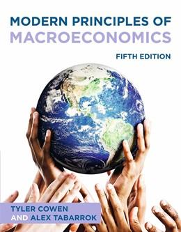 Abbildung von Cowen / Tabarrok   Modern Principles of Macroeconomics   5. Auflage   2021   beck-shop.de