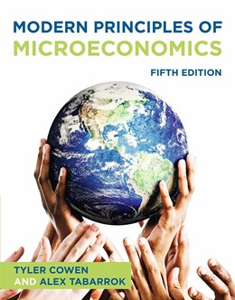 Abbildung von Cowen / Tabarrok   Modern Principles of Microeconomics   5. Auflage   2021   beck-shop.de
