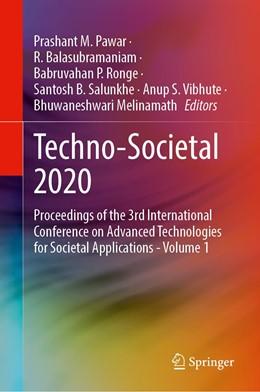 Abbildung von Pawar / Balasubramaniam | Techno-Societal 2020 | 1. Auflage | 2021 | beck-shop.de