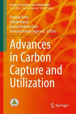 Abbildung von Pant / Kumar Nadda | Advances in Carbon Capture and Utilization | 1. Auflage | 2021 | beck-shop.de