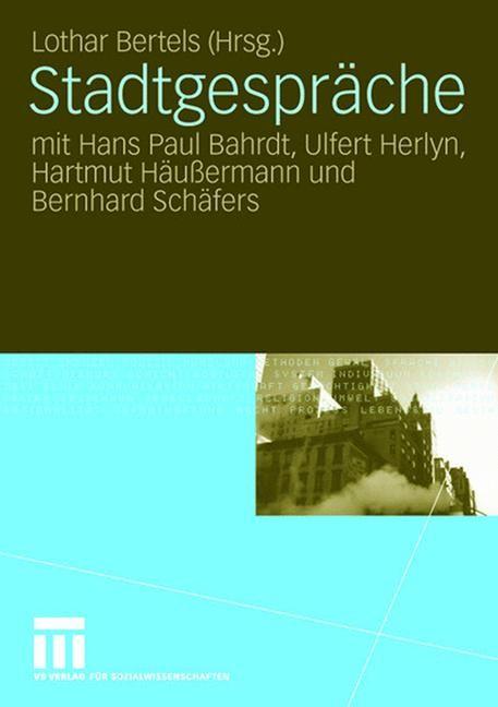 Abbildung von Bertels | Stadtgespräche | 2008
