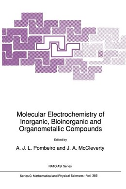Abbildung von Pombeiro / McCleverty | Molecular Electrochemistry of Inorganic, Bioinorganic and Organometallic Compounds | 1992 | Proceedings of the NATO Advanc... | 385