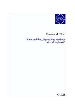 Abbildung von Thiel   Kant und die