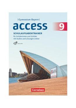 Abbildung von Access 9. Jahrgangsstufe - Bayern - Schulaufgabentrainer mit Audios und Lösungen online | 1. Auflage | 2021 | beck-shop.de