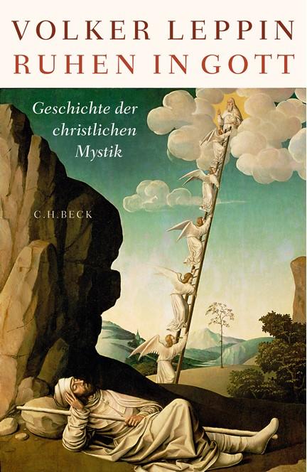 Cover: Volker Leppin, Ruhen in Gott