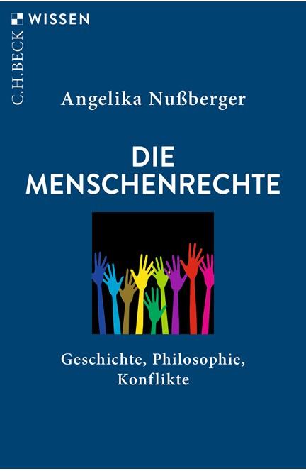 Cover: Angelika Nußberger, Die Menschenrechte