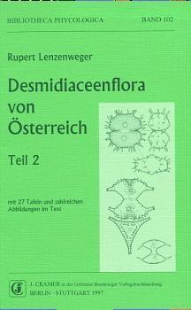 Abbildung von Lenzenweger   Desmidiaceenflora von Österreich, Teil 2   1997