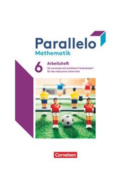 Abbildung von Parallelo 6. Schuljahr - Zu allen Ausgaben - Arbeitsheft mit Lösungen | 1. Auflage | 2021 | beck-shop.de