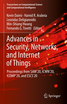 Abbildung von Daimi / Arabnia   Advances in Security, Networks, and Internet of Things   1. Auflage   2021   beck-shop.de