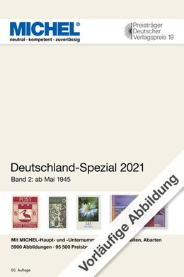 Abbildung von Deutschland-Spezial 2021 - Band 2 | 51. Auflage | 2021 | beck-shop.de