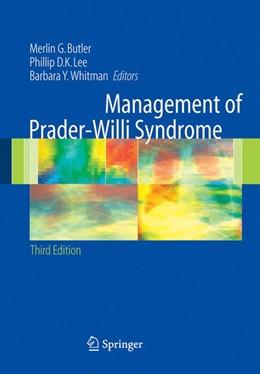 Abbildung von Butler / Lee / Whitman | Management of Prader-Willi Syndrome | 3rd ed. | 2006