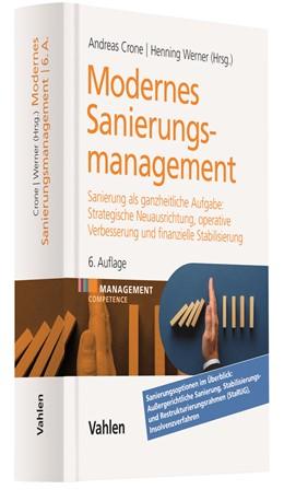 Abbildung von Crone / Werner | Modernes Sanierungsmanagement | 6. Auflage | 2021 | beck-shop.de