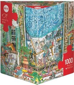 Abbildung von Paul | Artist's Mind Puzzle 1000 Teile | 1. Auflage | 2021 | beck-shop.de
