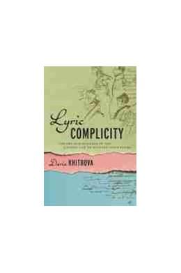 Abbildung von Lyric Complicity | 1. Auflage | 2021 | beck-shop.de