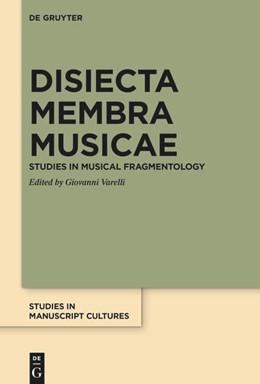 Abbildung von Varelli   Disiecta Membra Musicae   1. Auflage   2020   beck-shop.de