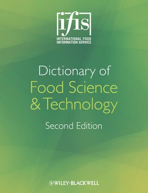 Abbildung von IFIS Dictionary of Food Science and Technology | 2. Auflage | 2009