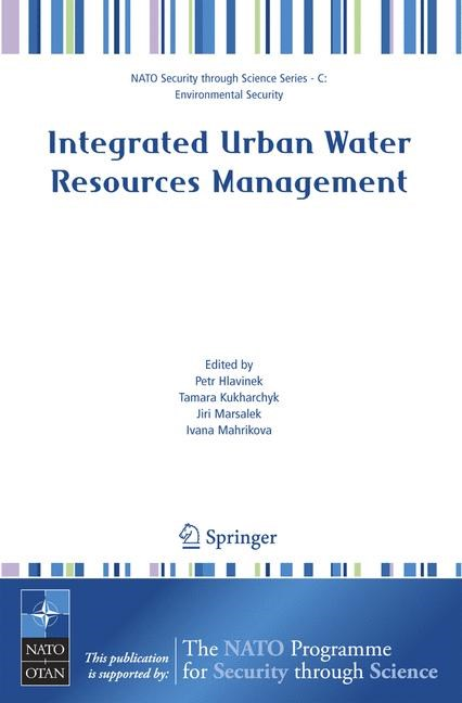 Abbildung von Hlavinek / Kukharchyk / Marsalek / Mahrikova | Integrated Urban Water Resources Management | 2006