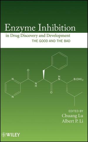 Abbildung von Lu / Li   Enzyme Inhibition in Drug Discovery and Development   1. Auflage   2010