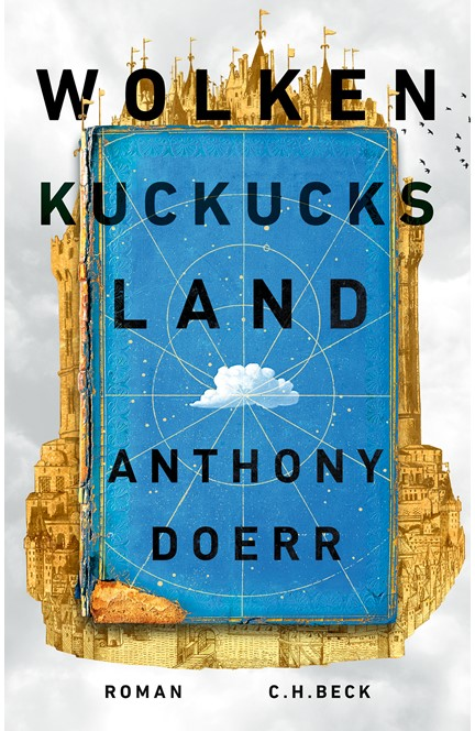 Cover: Anthony Doerr, Wolkenkuckucksland