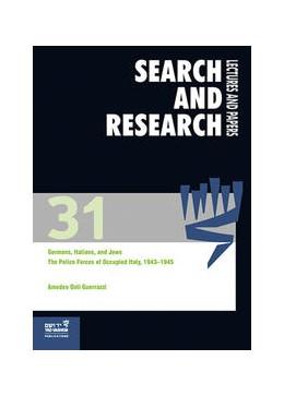 Abbildung von Osti Guerrazzi | Germans, Italians, and Jews | 1. Auflage | 2021 | beck-shop.de