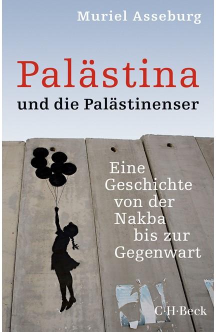 Cover: Muriel Asseburg, Palästina und die Palästinenser