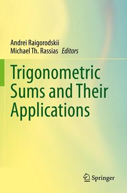 Abbildung von Raigorodskii / Rassias | Trigonometric Sums and Their Applications | 1. Auflage | 2021 | beck-shop.de